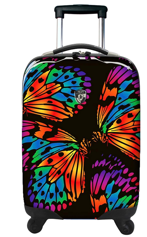 Heys – Novus Art Butterfly Ink Trolley mit 4 Rollen Klein jetzt kaufen