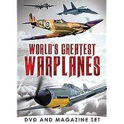 World's Greatest Warplanes Magazine Set