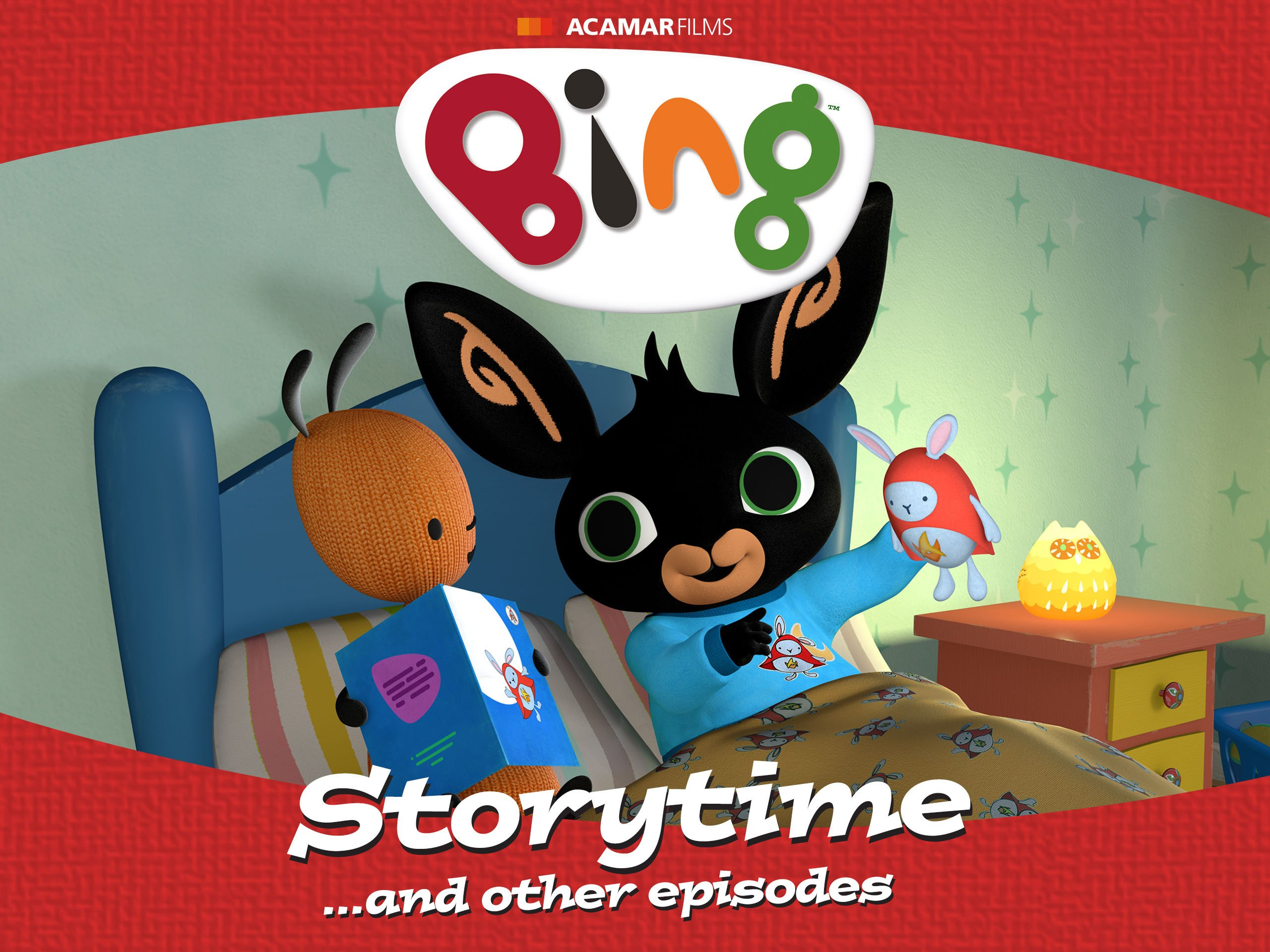 Bing Storytime & Other Episodes