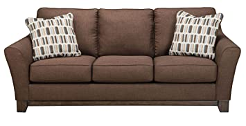 Janley Chocolate Sofa