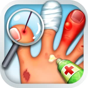 Little Hand Doctor - kids games by 6677g ltd