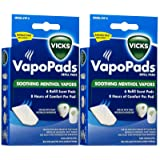 Vicks VapoPads Soothing Vapors Replacement Pad - 2 pk