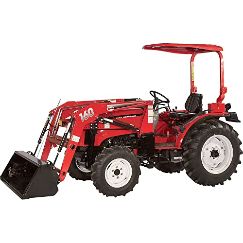 NorTrac Tractor - 25 HP, 4 Wheel Drive