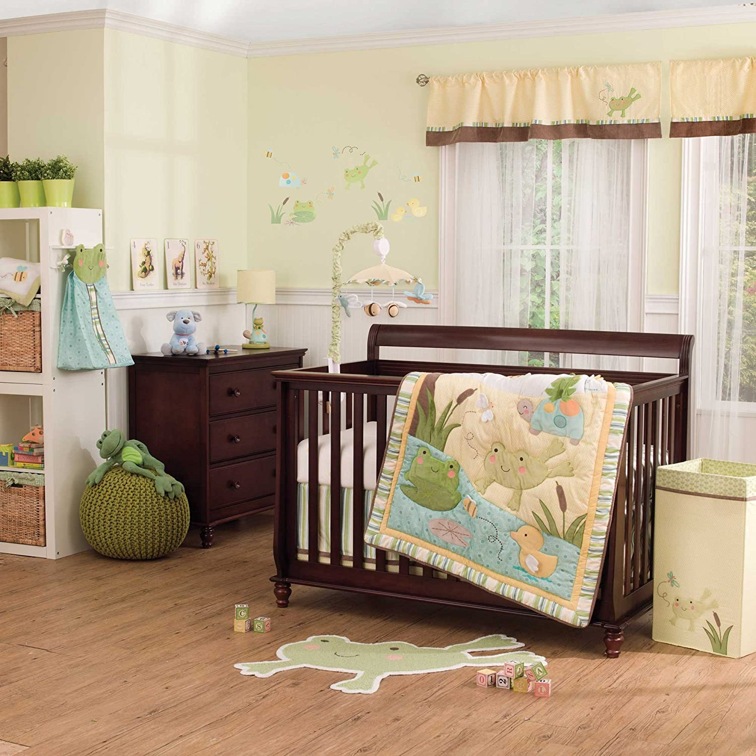 Carters In the Pond Crib Bedding