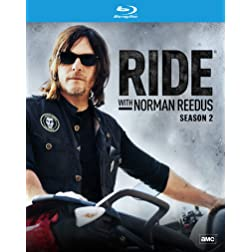 Ride with Norman Reedus, Season 2 [Blu-ray]
