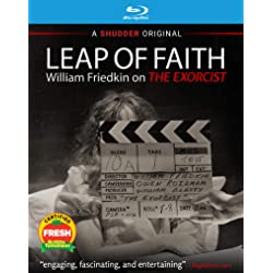 Leap of Faith - William Friedkin on the Exorcist [Blu-ray]