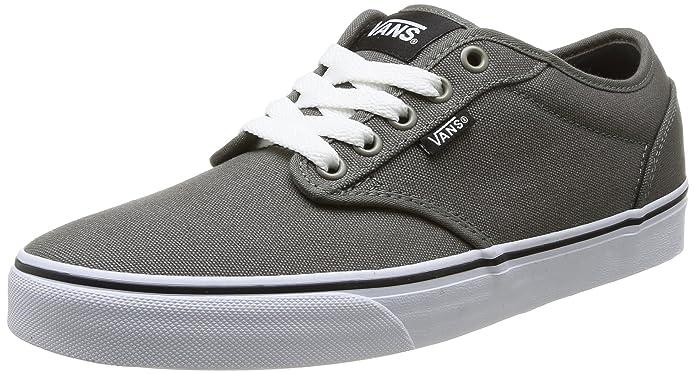 Vans Skate Hommes Chaussures - Vans Hommes Atwood Canvas Skate Dp B0084653c2 Meilleur Prix