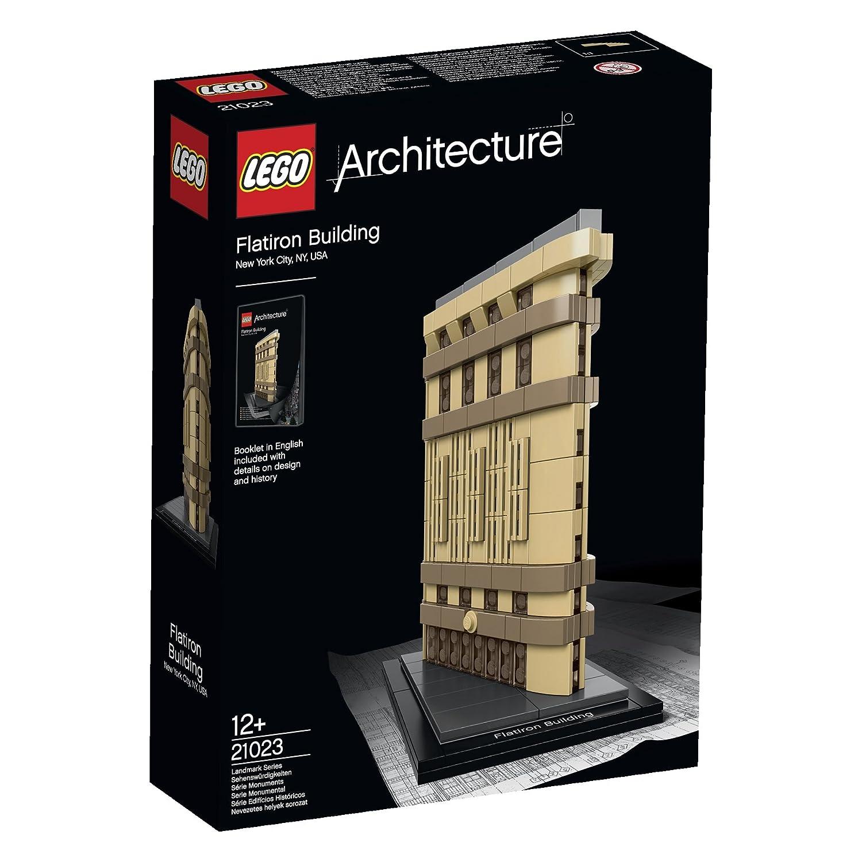 Lego Architecture 21023 – Flatiron Building bestellen