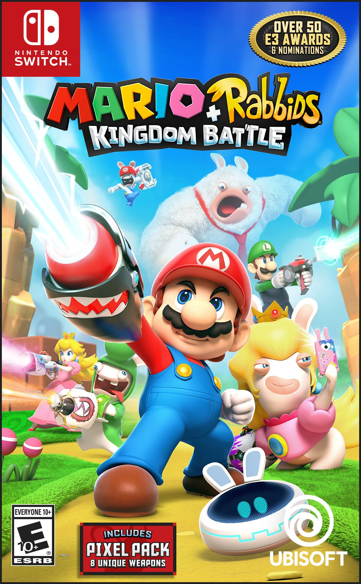 Kingdom Battle Mario Rabbids