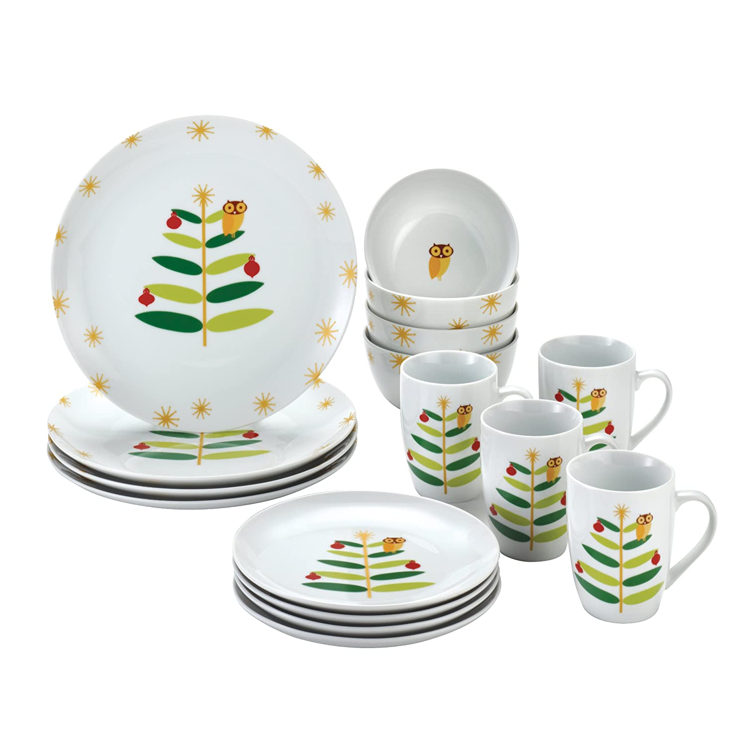Owl Dinnerware That Will Make You Smile WebNuggetzcom