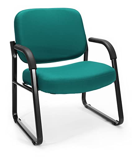 OFM Armchair, Big and Tall, Teal