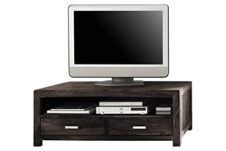 "Sit-Möbel 1575-30 TV-banco ""icfa stone oscuro"", 120 x 55 x 45 cm, maciza stone Sheshame"