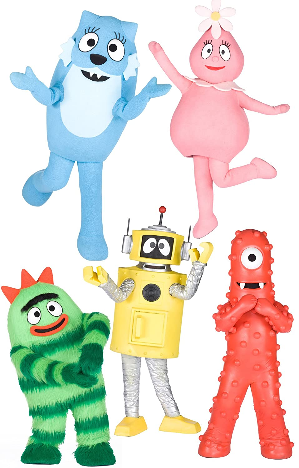 Yo Gabba Birthday Party Decorations