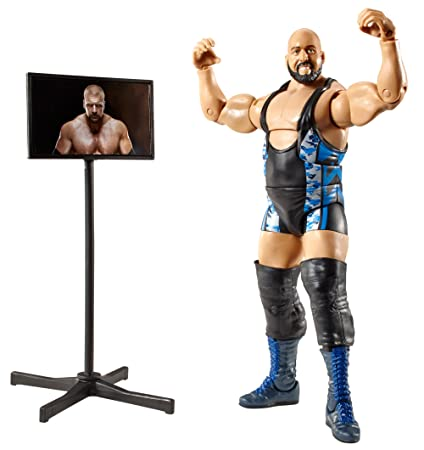 WWE – Elite Collection – Big Show – Figurine Articulée 15 cm