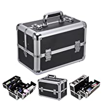 Ollieroo® Makeup Train Case - Professional 14