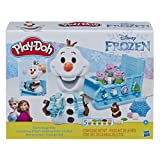 Play-Doh Featuring Disney Frozen Olaf's Sleigh Ride (Color: Brown/a)