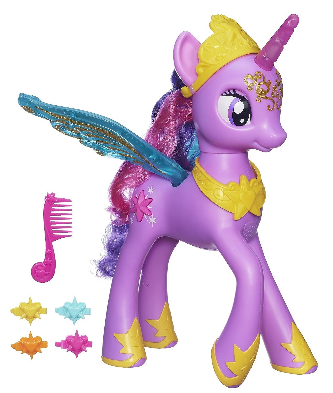 My Little Pony Prinzessin Twilight Sparkle mit Soundfunktion [UK Import] günstig kaufen