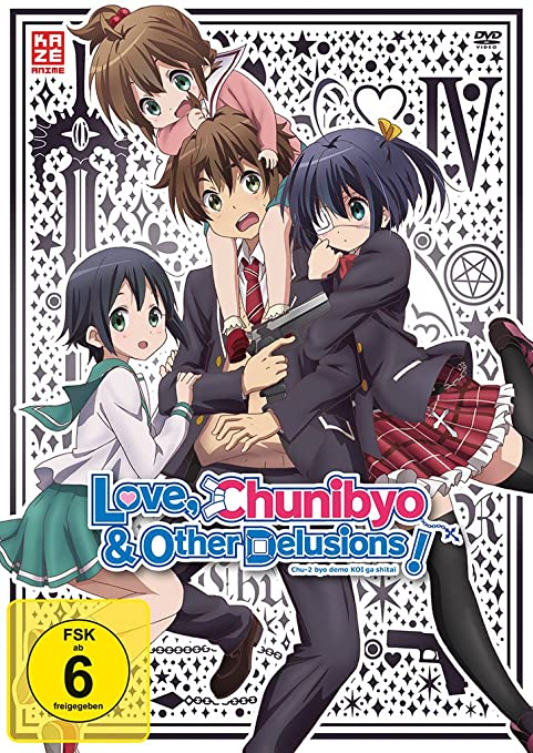 Love, Chunibyo & Other Delusions! - Vol. 4