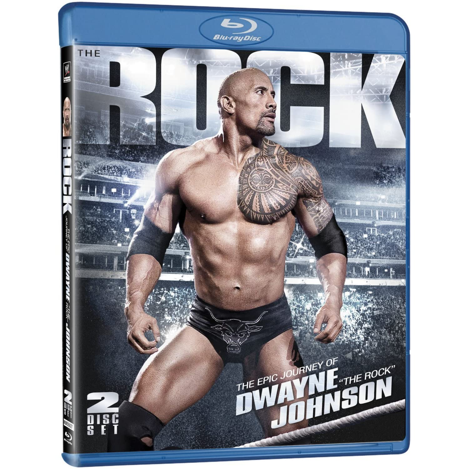 Epic Journey of The Rock