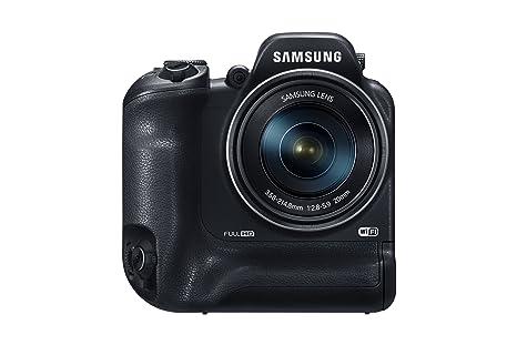 Samsung WB2200F Smart Appareil photo - noir (16.3MP, optique Image Stabilisation) 3 inch LCD