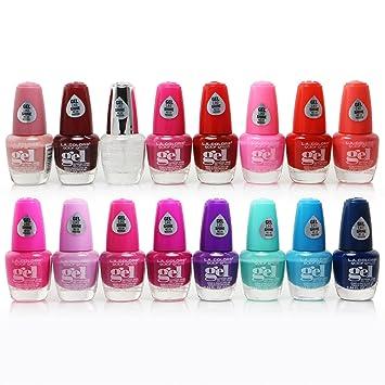 la colors color craze extreme shine gel nail polish no uv
