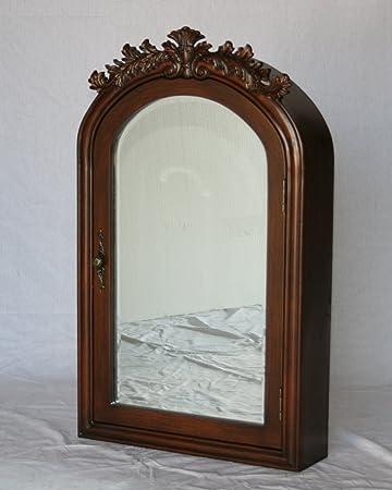Antique Style Bathroom Medicine Cabinet Model 2221-CH
