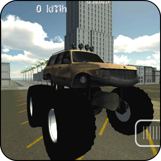Monster Truck Driver 3D (Monster Truck Games compare prices)