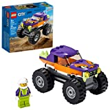 LEGO City Monster Truck 60251 Playset, Building Sets for Kids, New 2020 (55 Pieces)