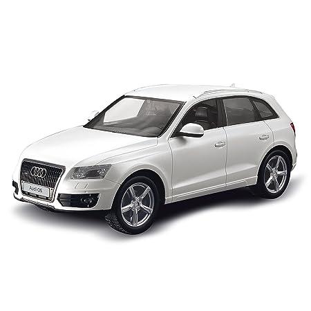 Jamara - 403936 - Maquette - Voiture - Audi Q 5 - Blanc - 3 Pièces