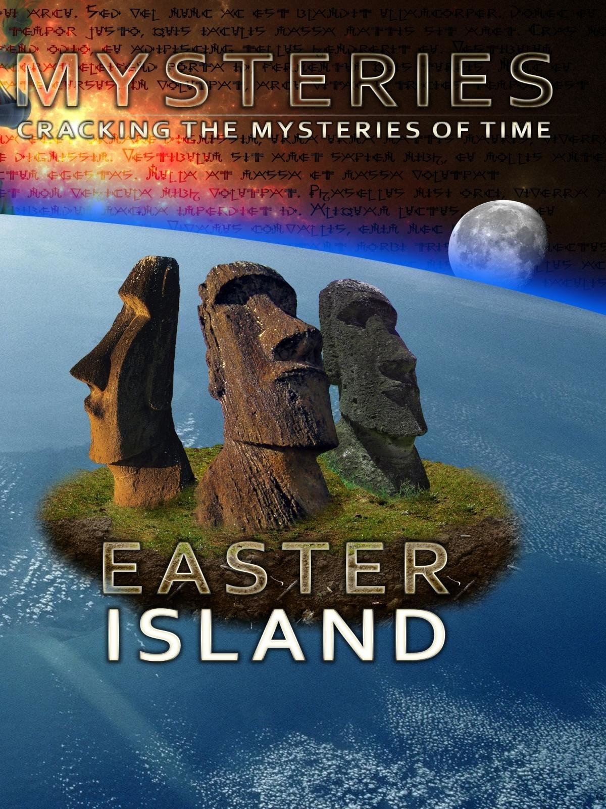 Mysteries Easter Island on Amazon Prime Video UK