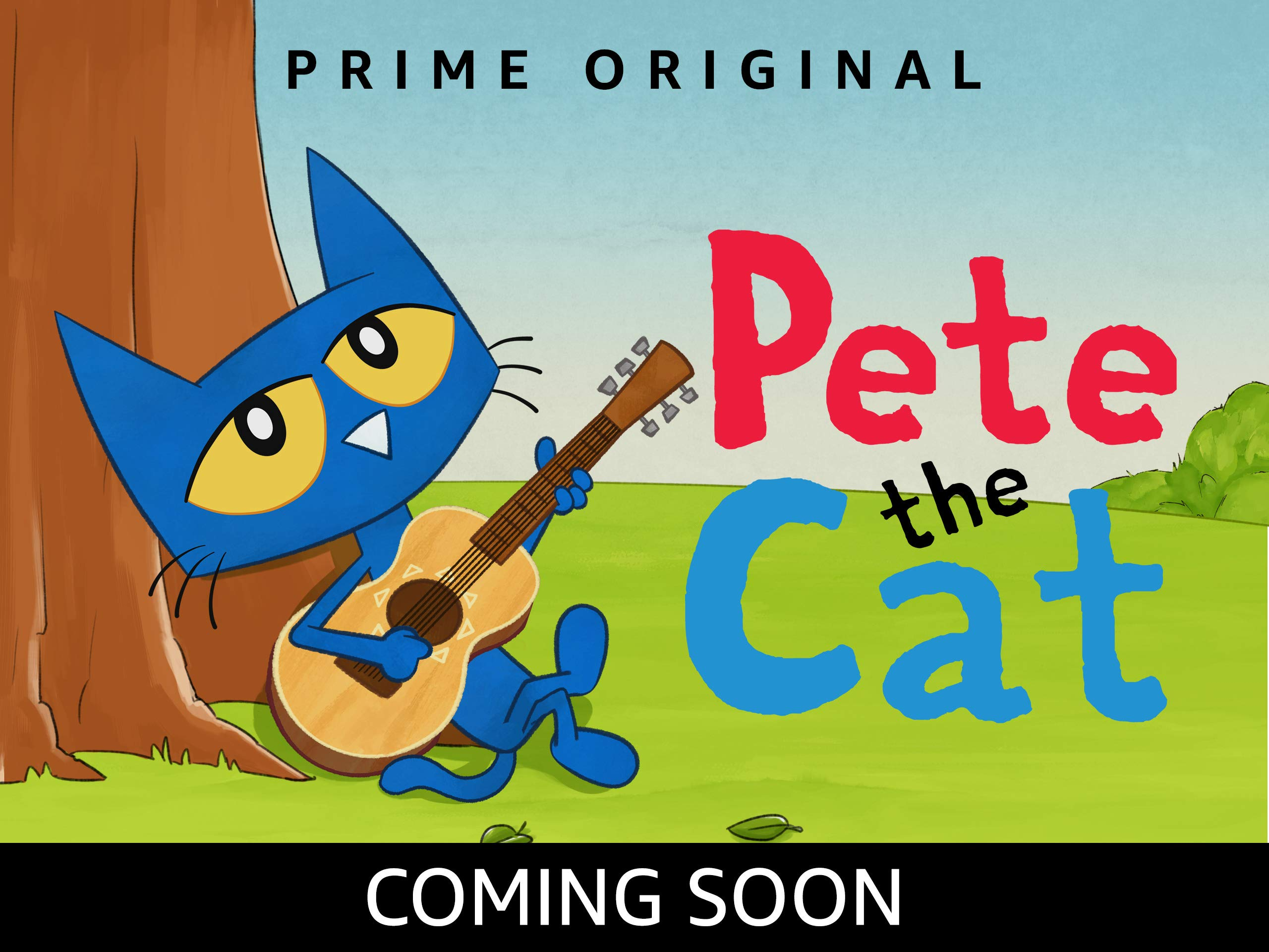 Pete the Cat on Amazon Prime Instant Video UK