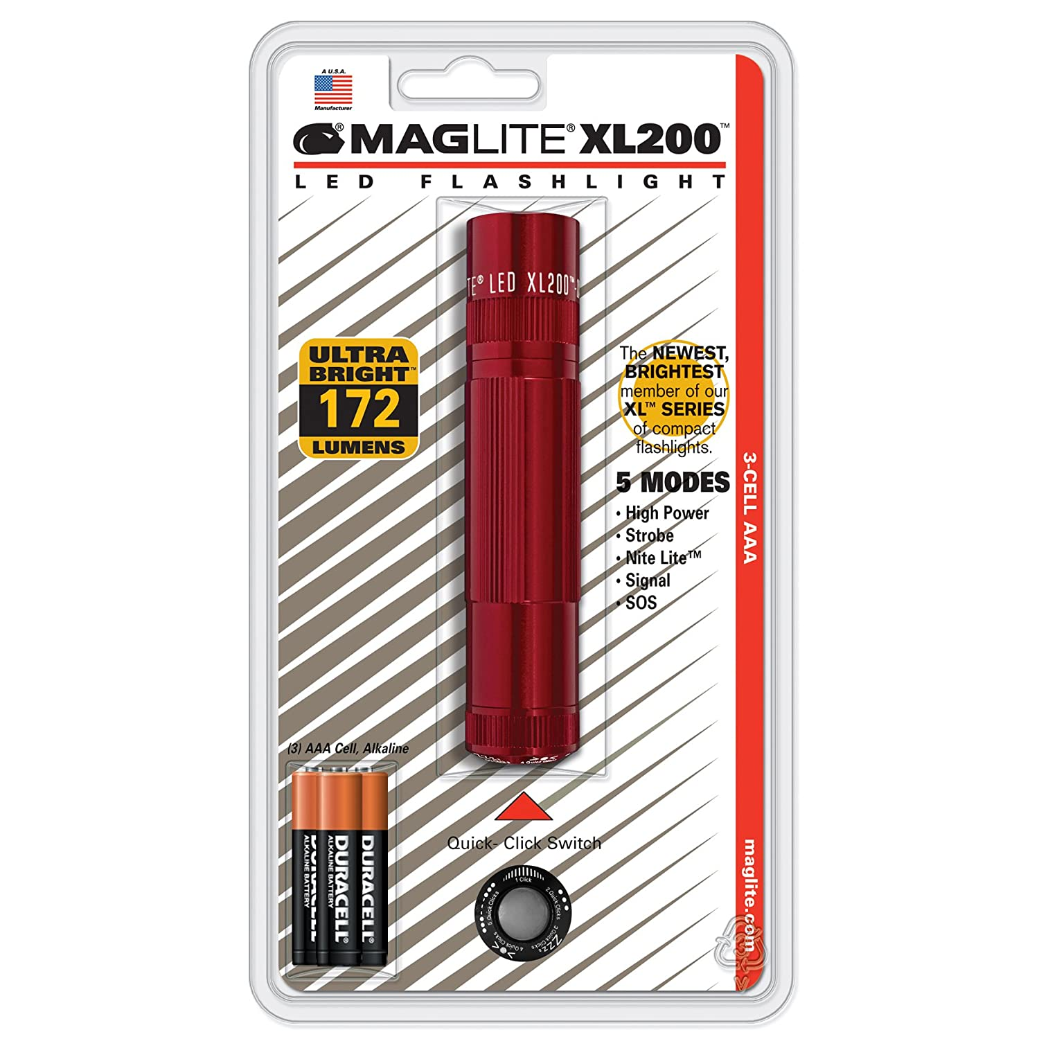 Maglite XL 200 Reviews