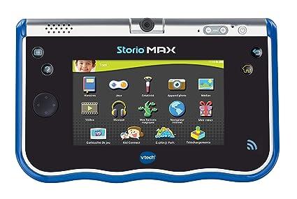 VTech - 80-183805-AM5 - Tablette - Storio Max - 5 pouces - bleu