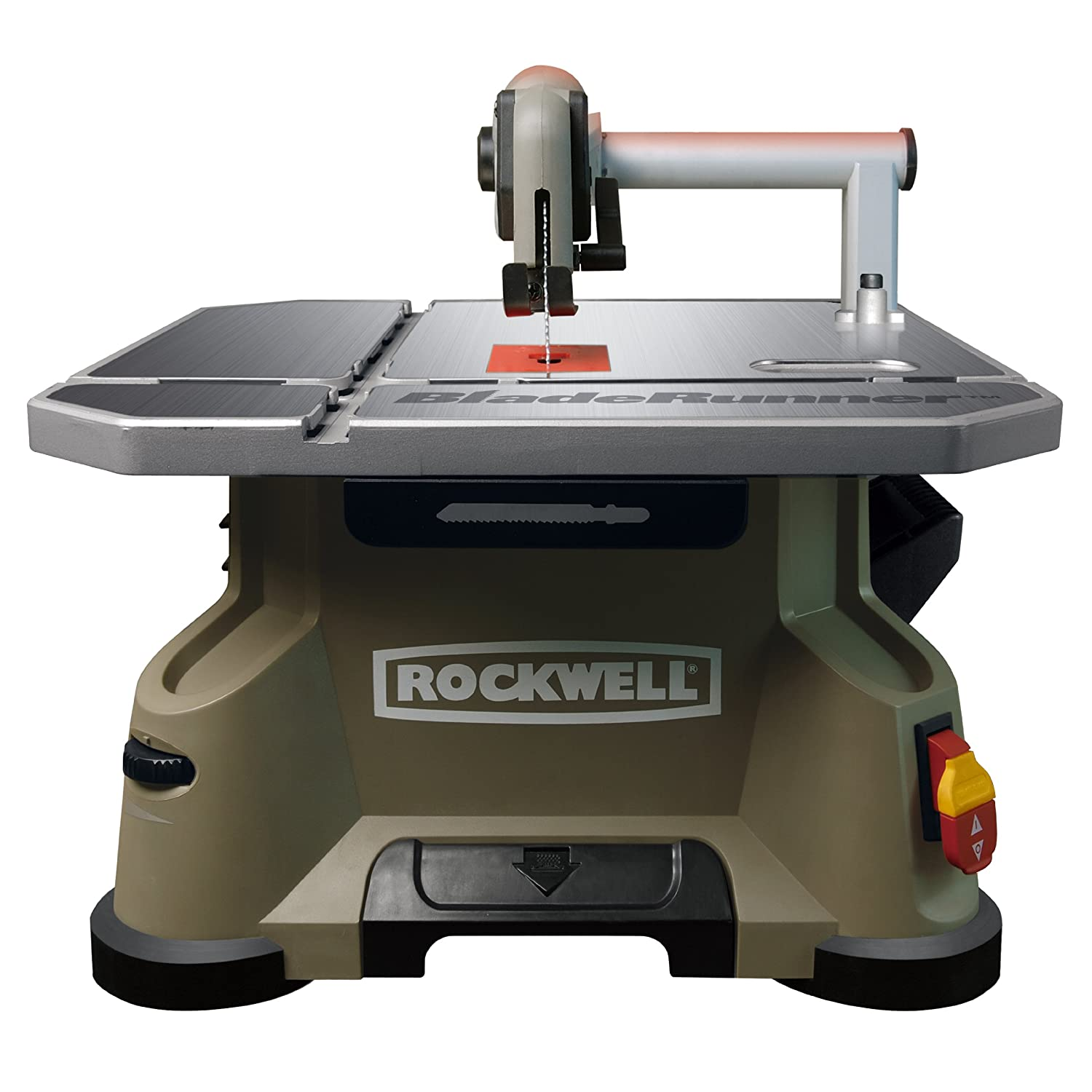 Rockwell Rk7321 Bladerunner Scroll Saw W Wall Mount Ebay
