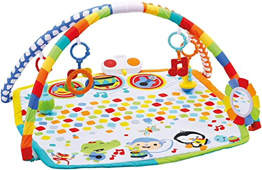 Fisher Price Babys Bandstand Play Gym