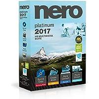 Nero 2017 Platinum Audio & Video Software