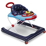Delta Children First Exploration 2-in-1 Activity Walker, Lift Off (Color: Lift Off)