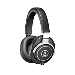 Audio-Technica Expands Its M-Series Line of Headphones with New Flagship ATH-M70x