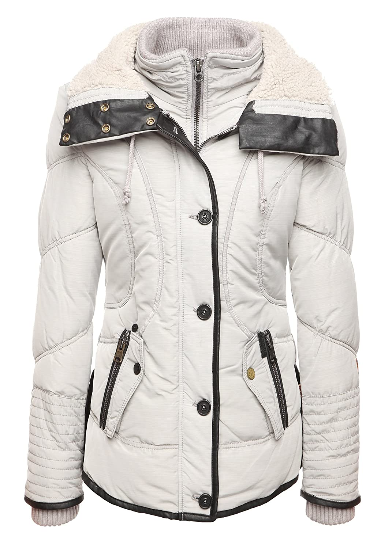 khujo Damen Jacke GUNNEL WITH IJ 1208JK153J_MS2 jetzt kaufen