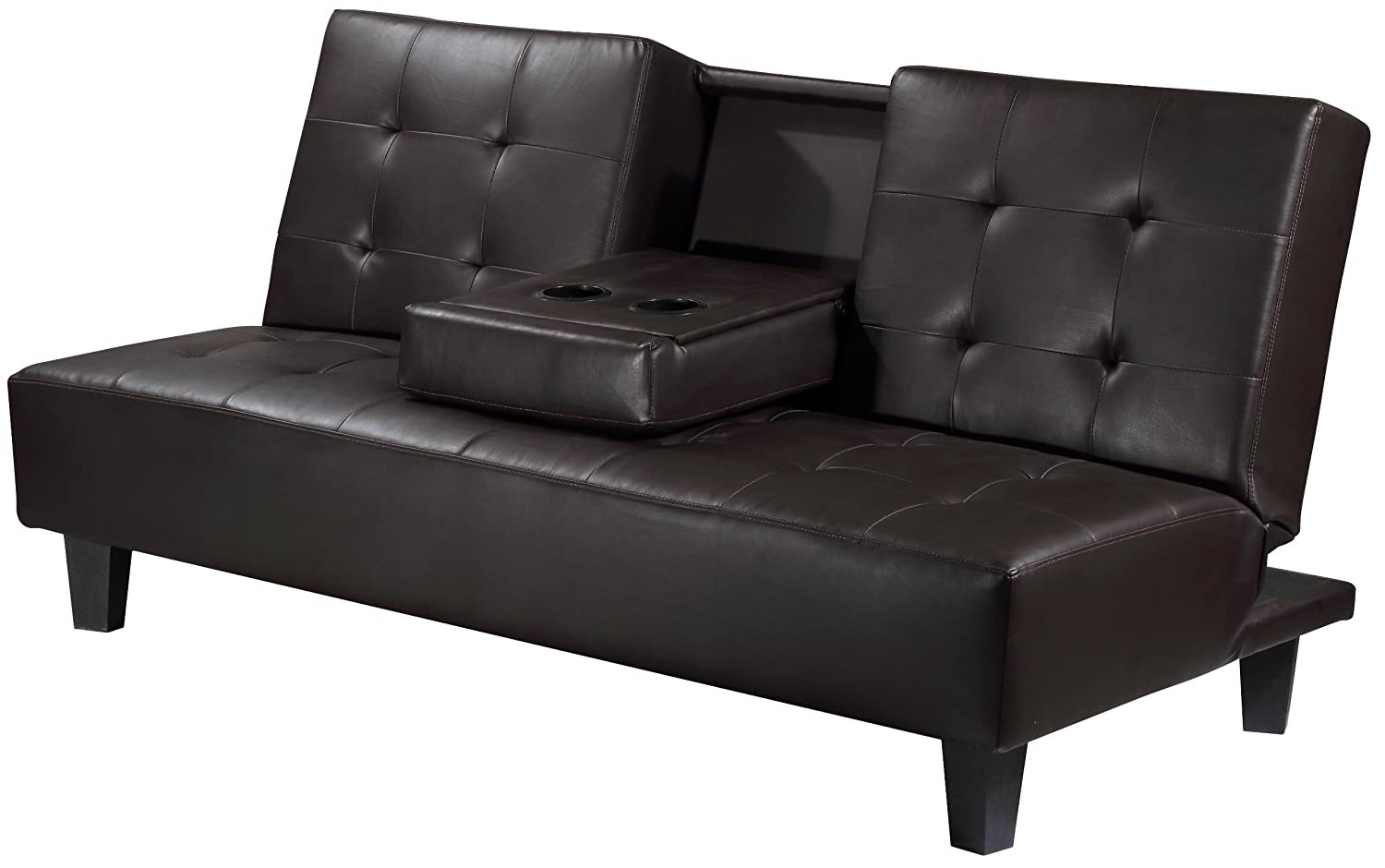Abbyson Living Bedford Convertible Sofa