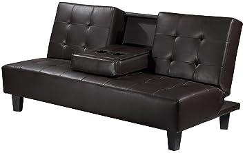 Abbyson Living Bedford Convertible Sofa
