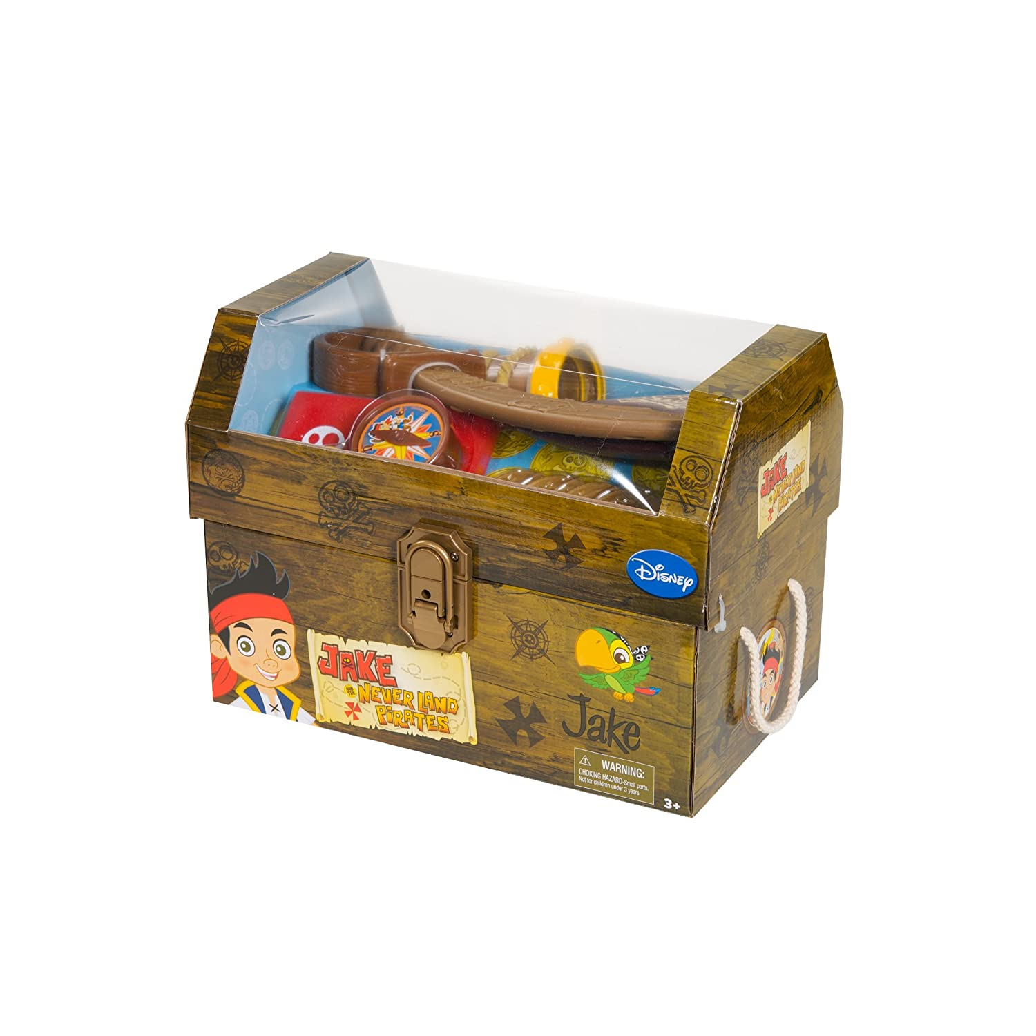 Toy Treasure Chest Beach : Jake and the neverland pirates treasure chest toy