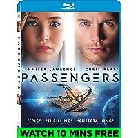 Passengers on Blu-ray