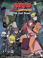 Naruto Shippuden the Movie: The Lost Tower [HD]