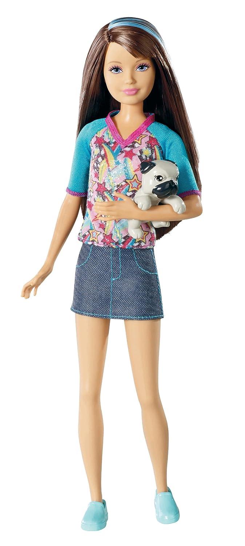Barbie Schwester W3283 Skipper mit Boxerhündchen jetzt bestellen