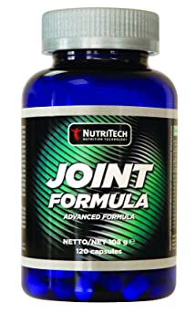 NutriTech Europe Joint Formula 120 Kapseln, 1er Pack (1 x 108 g)
