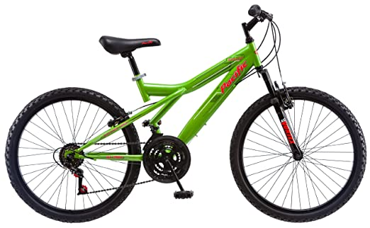 Bikes For Boys 24 Green Pacific Boy s Inch Exploit