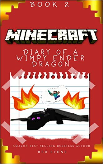 Minecraft: Diary of a Wimpy Ender Dragon Book 2 Playing With Fire