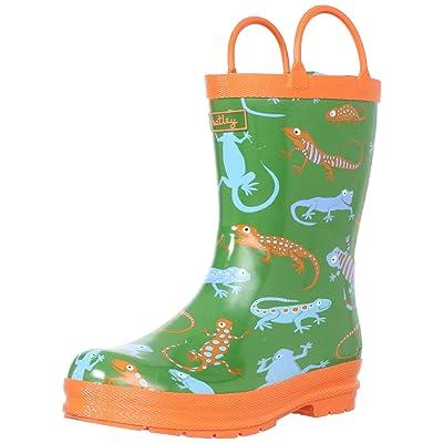 Hatley Kids Cr Crazy Lizards Wellingtons Boot