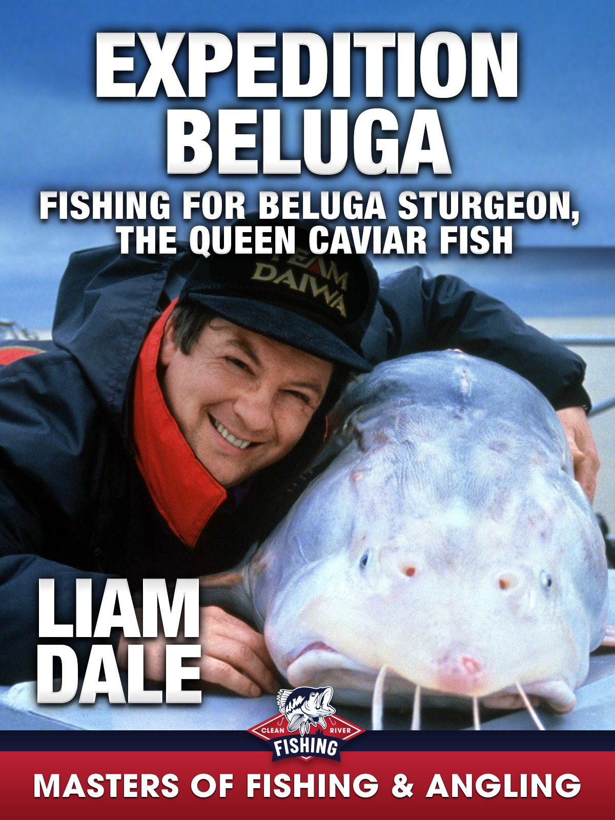 Expedition Beluga: Fishing for Beluga Sturgeon, the Queen Caviar Fish